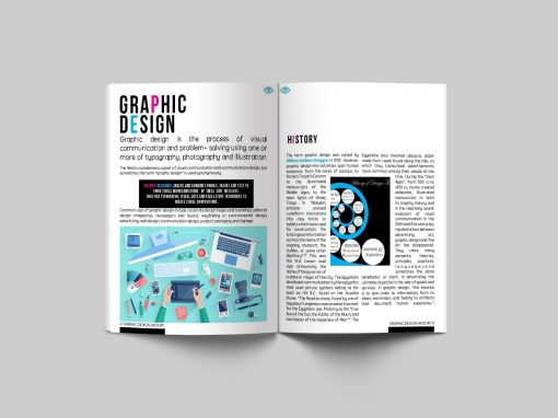 Student Project – Indesign Book
